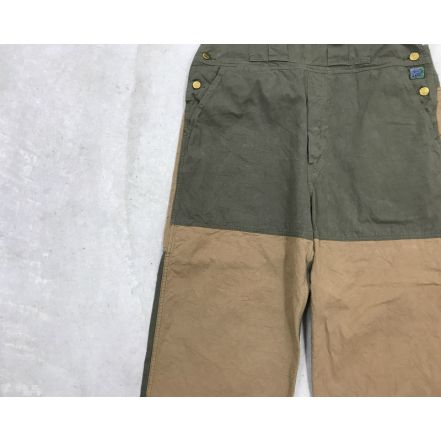 GZ-HOR-3102BE hunting overalls (KH / BE)
