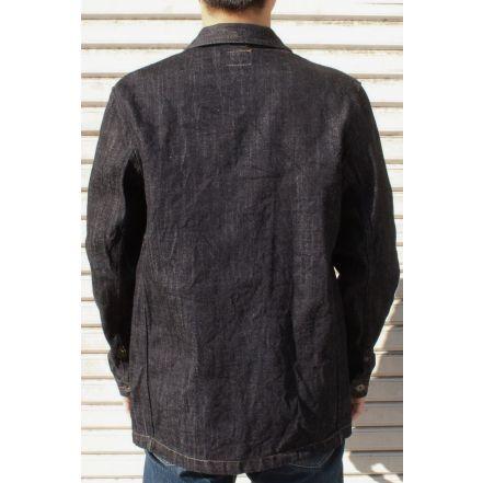 ONI-03100-LWDJ Loose Weave Denim Jacket