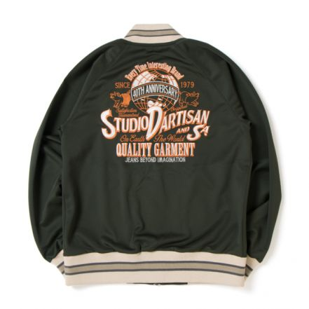 SP-081 40th track jacket(4 COLORS)