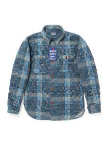 5651 NORAGI SASHIKO shirt [5651]