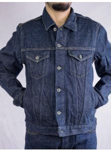 ONI-02527P-ZR 20oz Secret Denim 3rd Type Jacket with handwarmers