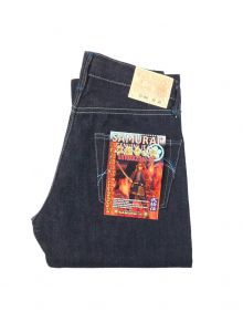 "S510XX25OZ-HJ 25OZ ""Honnoji Incident model"" CLASSIC REGULAR STRAIGHT NON WASH  (Time Of Delivery: December 2020)"