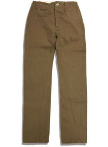 SJ42CP Chino Pants (One washed)